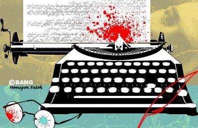 بهروز شیدا: یک بار دیگر میپرسد نقال (تابلوهای خشونت جسمانی در ده رمان)